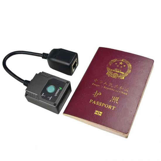 Passport Reader